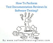 Test Documentation Review