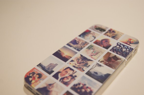coque iPhone Instapix