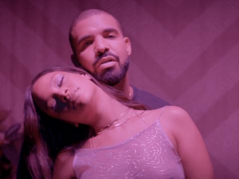 Drake Rihanna Work