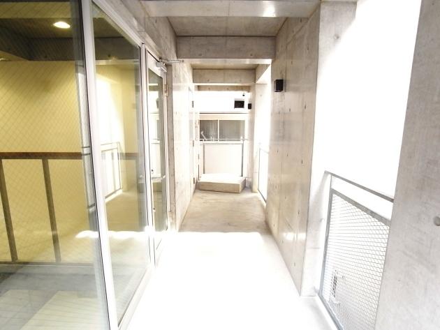 TSTJ HOUSE2階外観|SOHO東京