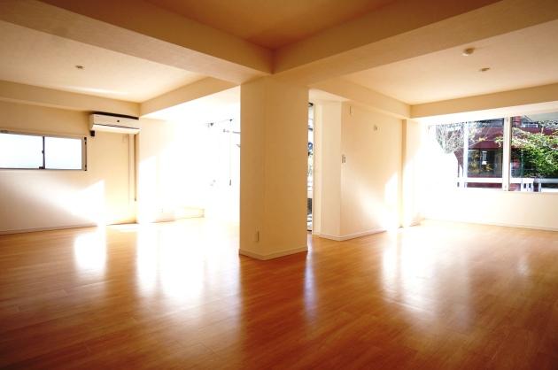 青山コーポラス301号室振り分け風の室内 SOHO東京