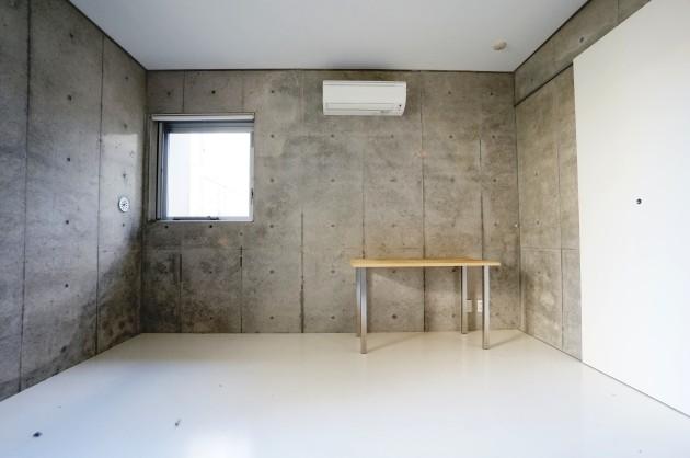 イソラ中目黒113号室リビングダイニング2|SOHO東京