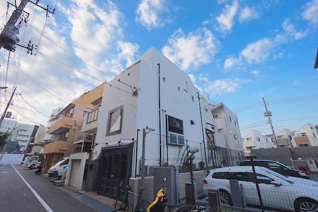 nozawa3chome_kodate-facade-03-sohotokyo