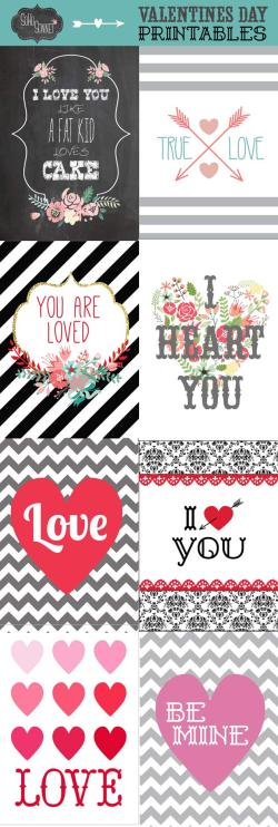 Exceptional Valentines Day Printables Free Free Valentines Day Printables Sohosonnet Living Free Valentine Printables Teachers Him Free Valentine Printables