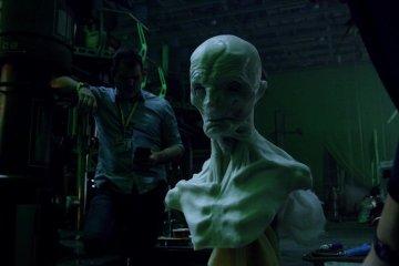 Sculpt of Snoke