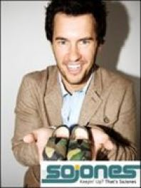 Blake Mycoskie, founder of Toms Shoes