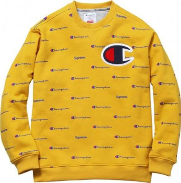 Supreme x Champion Fall/Winter 2013 Collection