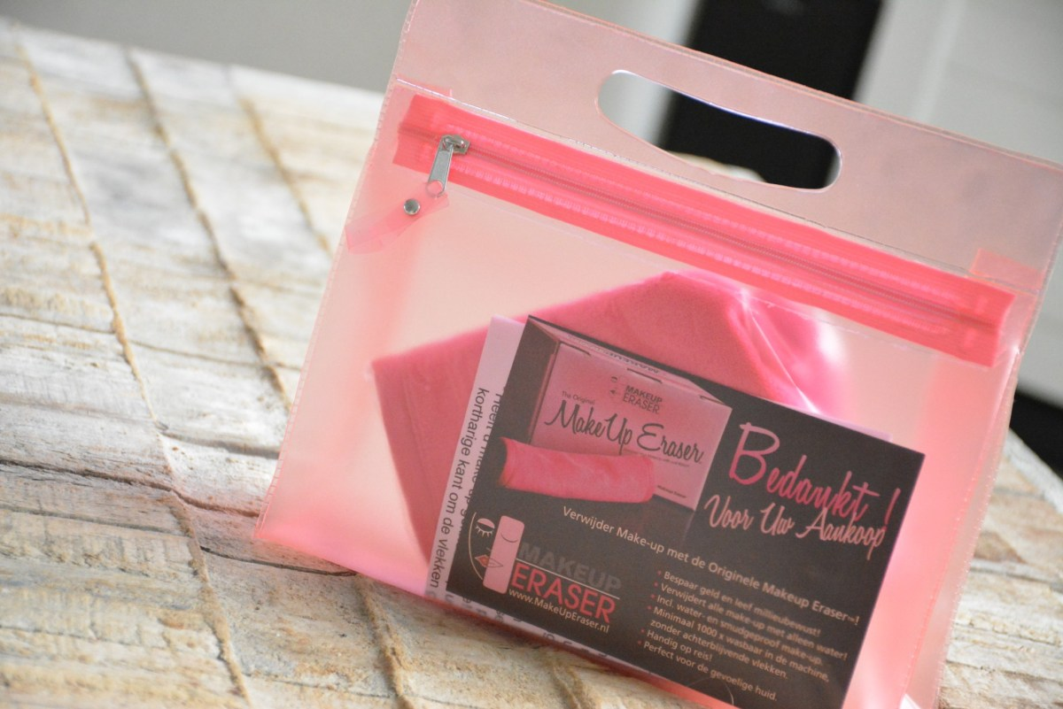 Make-up verwijderen met water? | De make-up eraser