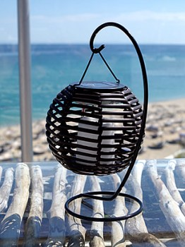 RATTAN WITH BASE 6