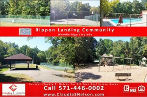 Rippon Landing Community Woodbridge Virginia