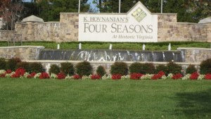 Just SOLD in Four Seasons in Dumfries VA