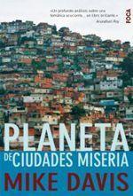 Planeta de ciudades miseria - Mike Davis