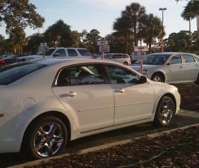 Thrifty Car Rental in Sarasota, Fla.