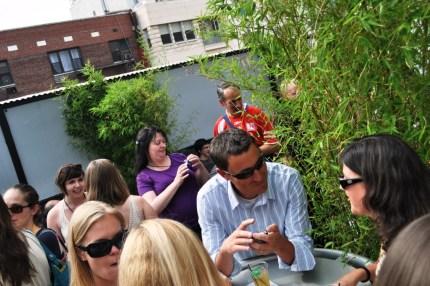 TripAdvisor Party at TBEX '10 in New York City