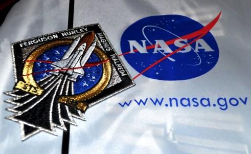 STS-135 Space Shuttle Atlantis Mission Patch