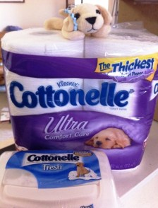 What Do You Call Your Cottonelle Care Routine?