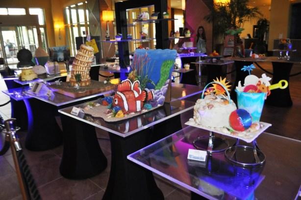 Hilton Team Member Cupcakes, Cupcake Lovers Weekend, Hilton Orlando Bonnet Creek, Orlando, Fla., June 15, 2013