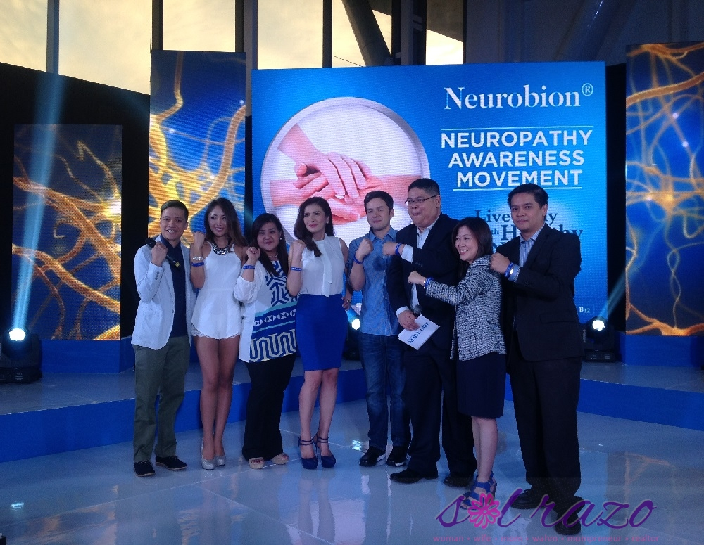 Neurobion launches Neuropathy Awareness Movement
