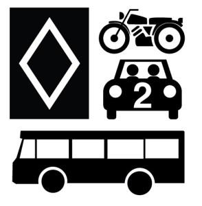 Covoiturage moto voiture autobus