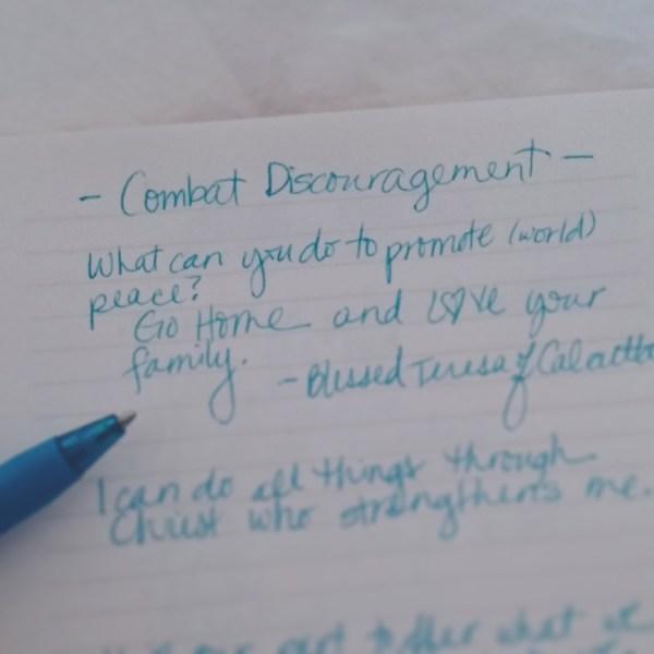 discouragementquotes