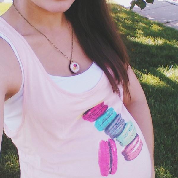 Summer Bump Style {a pregnancy fashion post}