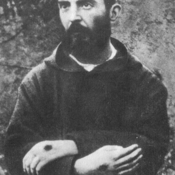 Patron Saints Series: Saint Pio {guest post by Aubry}