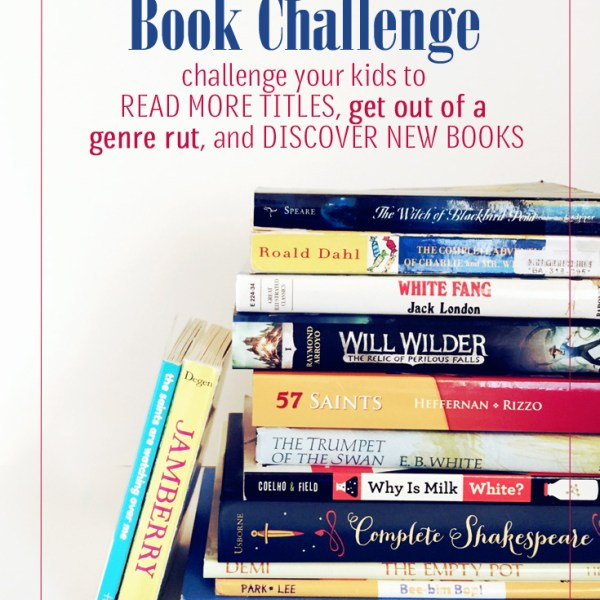 Anytime Book Challenge