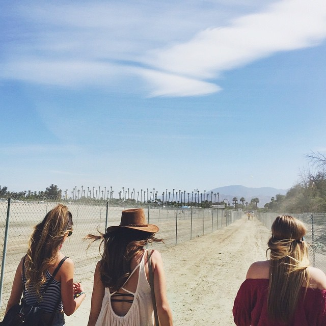 Something Sakura: Instagram Diary - Coachella