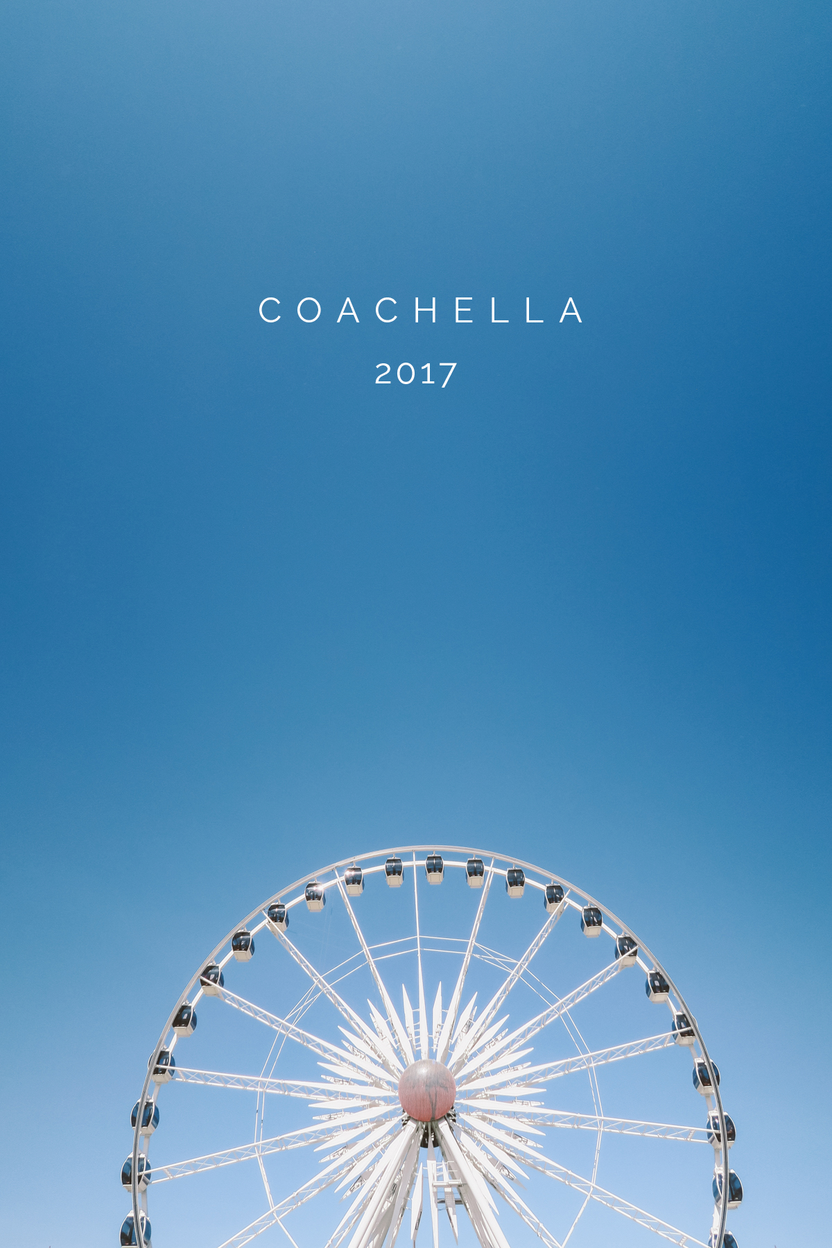 Something Sakura: Coachella 2017
