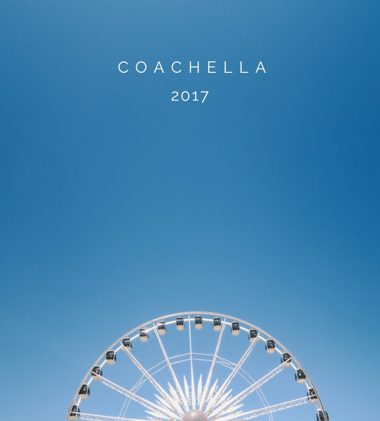 Something Sakura: Coachella 2017