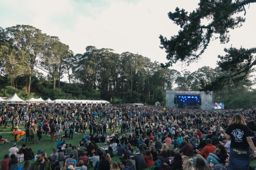 Something Sakura: San Francisco & Outside Lands