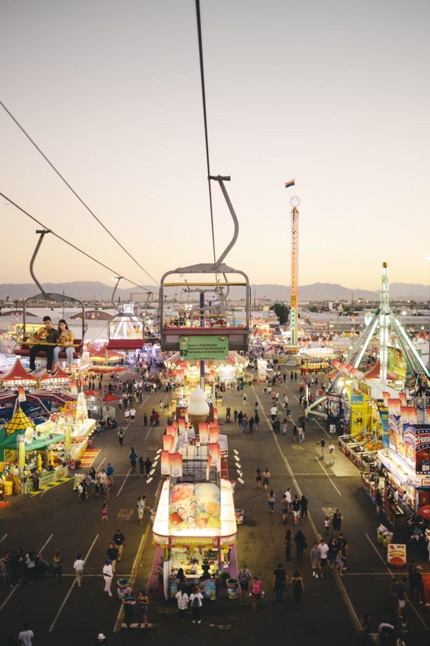 Something Sakura: Arizona State Fair