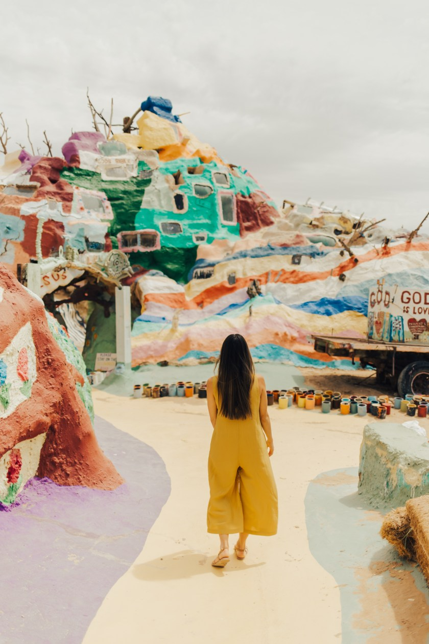 Something Sakura: Salvation Mountain