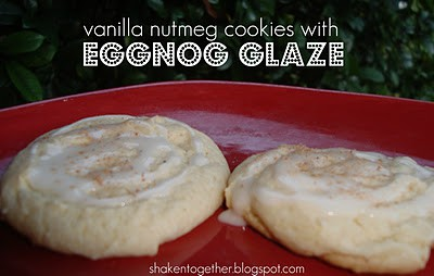 Eggnog Cookies main BLOG