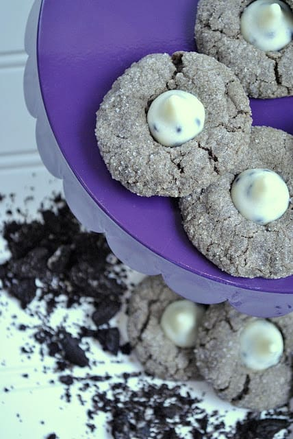 oreo butter kiss cookies