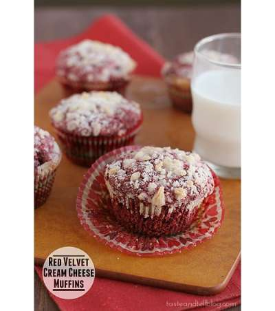 Red-Velvet-Cream-Cheese-Muffins-recipe-taste-and-tell-1
