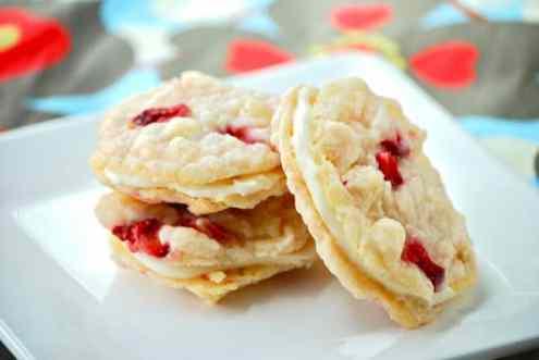 Cheesecake Cookies 1