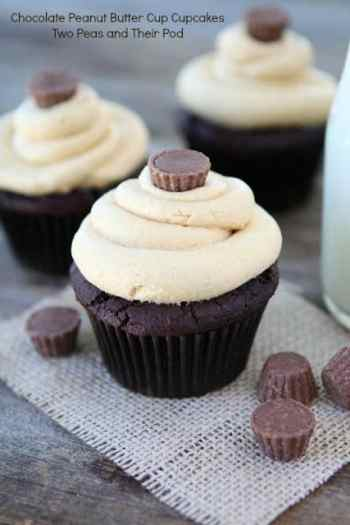 Chocolate-Peanut-Butter-Cup-Cupcakes