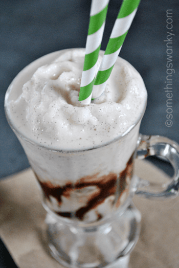Vanilla Frap Recipe | Something Swanky