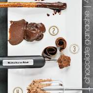 Chocolate Ganache | 4 Ways to Use it... www.somethingswanky.com