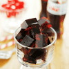 Cherry Coke Jello | www.somethingswanky.com