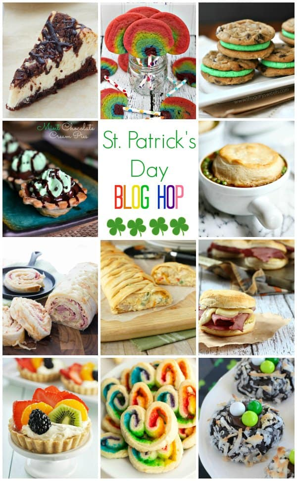 St. Patrick's Day recipes using Pillsbury