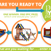 Pick Your Playground Giveaway!!