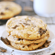 NY Times Quintessential Chocolate Chip Cookies