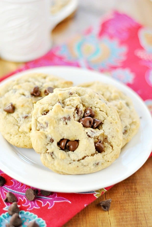 AllRecipes.com top rated Chocolate Chip Cookies. This recipe has 4 1/2 stars out of 5 with over 6K reviewers, so you know it's got to be good :)