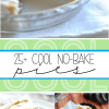 25+ No Bake Pie Recipes