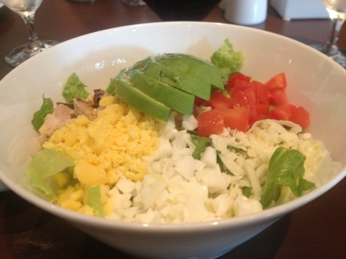 Just a little Cobb Salad