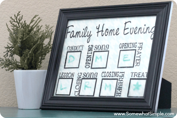 2 family-home-evening-board