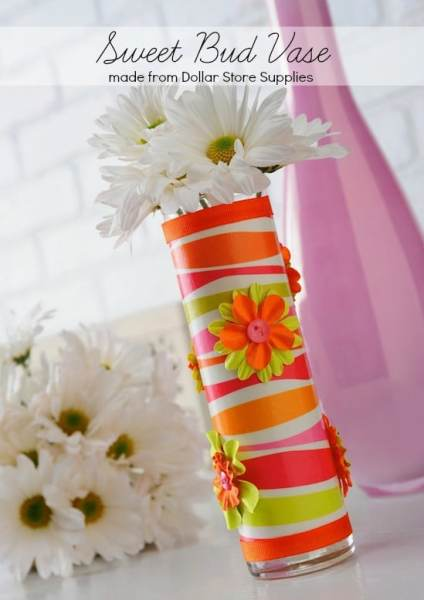 DIY-vase-from-the-dollar-store