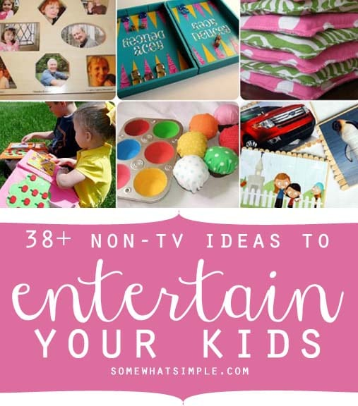 entertain kids